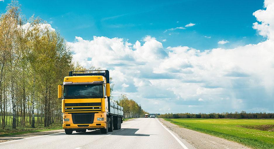 Usługi transportowe Kaszpol